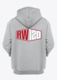 Lustrum Hoodie van Rood Wit 2019 Volwassenen MAAT L_